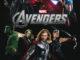 Filmposter Marvel's The Avengers