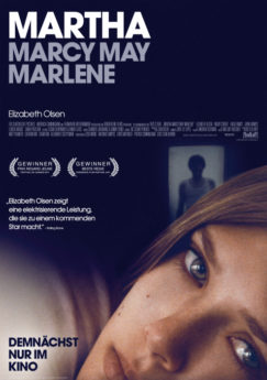 Filmposter Martha Marcy May Marlene