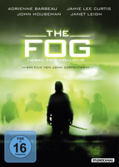 DVD-Cover The Fog