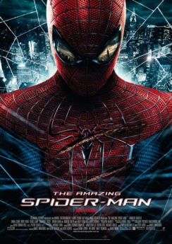 Filmposter The Amazing Spider-Man