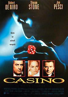 Filmposter Casino