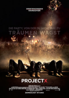 Filmposter Project X