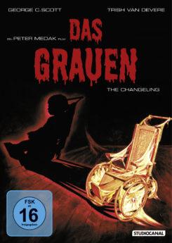 DVD-Cover Das Grauen