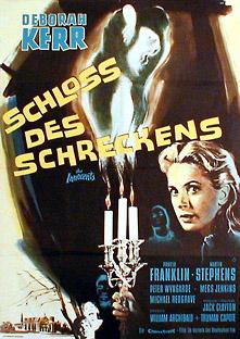 Filmposter Schloss des Schreckens