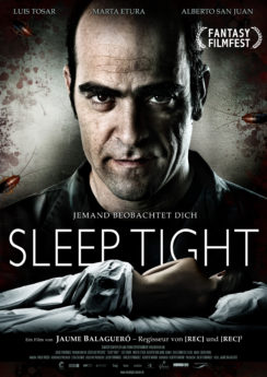 Filmposter Sleep Tight