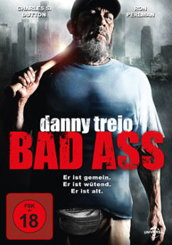 DVD-Cover Bad Ass