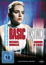 DVD-Cover Basic Instinct