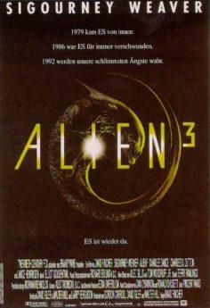 Filmposter Alien 3