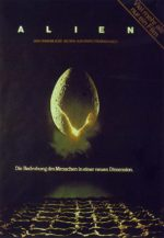 Filmposter Alien