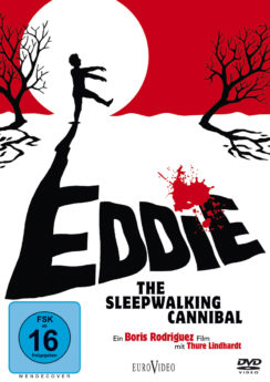 DVD-Cover Eddie