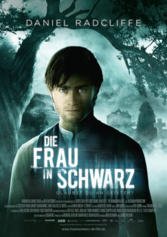 Filmposter Die Frau in Schwarz