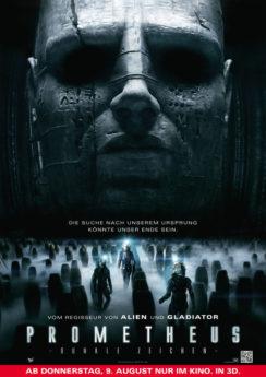 Filmposter Prometheus