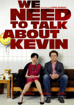 Filmposter We Nee to Talk about Kevin