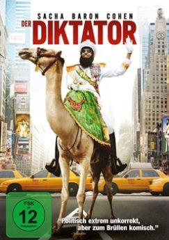 DVD-Cover Der Diktator