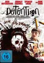 DVD-Cover – Nachsitzen kann tödlich sein