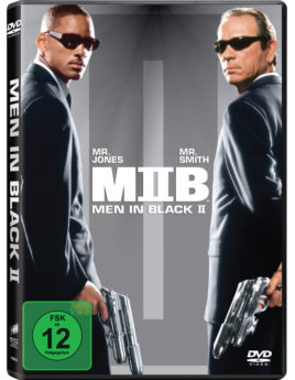 DVD-Cover Men in Black 2