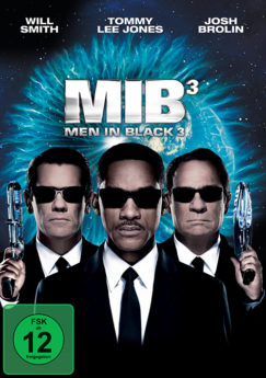DVD-Cover Men in Black 3