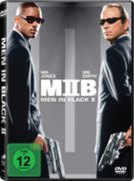 DVD-Cover Men in Black II