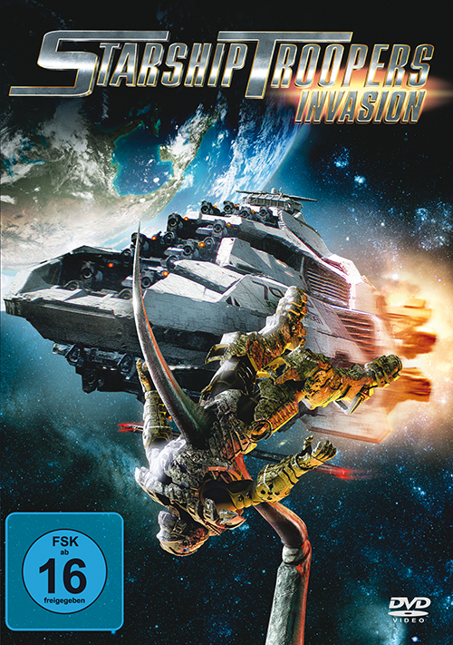 Invasion Der Raumschiffe