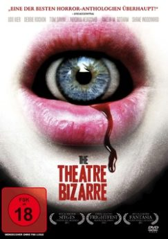 DVD-Cover The Theatre Bizarre