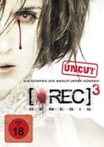 DVD-Cover [•REC]³: Genesis