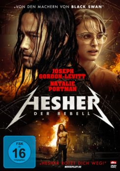 DVD-Cover Hesher – Der Rebell