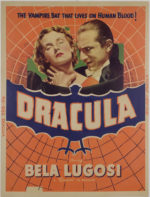Filmposter Dracula