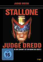 DVD-Cover Judge Dredd