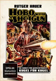 DVD-Cover Hobo with a Shotgun