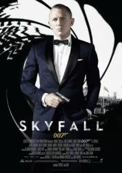 Filmposter James Bond 007: Skyfall