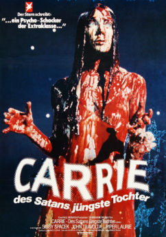 Filmposter Carrie
