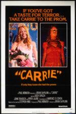 Filmposter Carrie – Des Satans jüngste Tochter