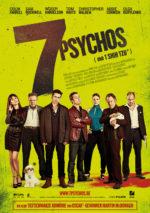 Filmposter 7 Psychos