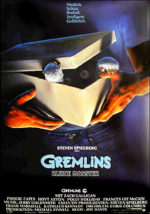 Filmposter Gremlins – Kleine Monster