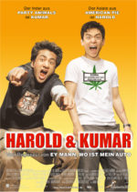 Filmposter Harold & Kumar