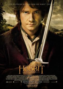 Filmposter Der Hobbit