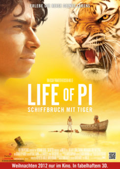 Filmposter Life of Pi