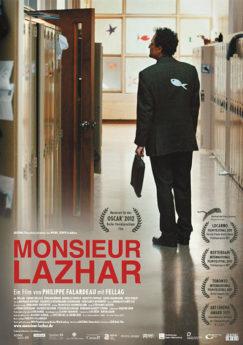 Filmposter Monsieur Lazhar