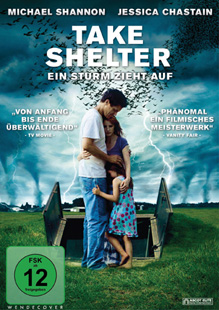 DVD-Cover Take Shelter – Ein Sturm zieht auf