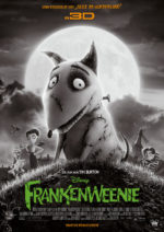 Filmposter Frankenweenie