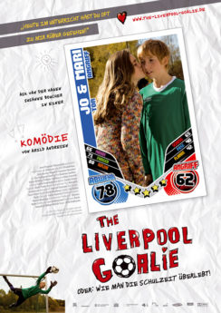 Filmposter The Liverpool Goalie