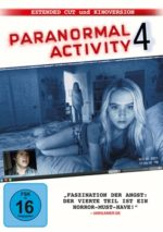 DVD-Cover Paranormal Activity 4