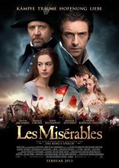 Filmposter Les Misérables