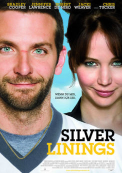 Filmposter Silver Linings