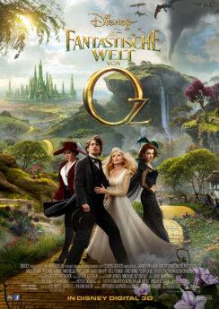 Filmposter Die fantastische Welt von Oz