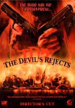 DVD-Cover The Devil's Rejects