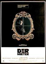 Filmposter Der Mieter