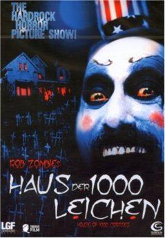 DVD-Cover Haus der 1000 Leichen