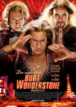 Filmposter Der unglaubliche Burt Wonderstone