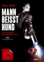 DVD-Cover Mann beißt Hund